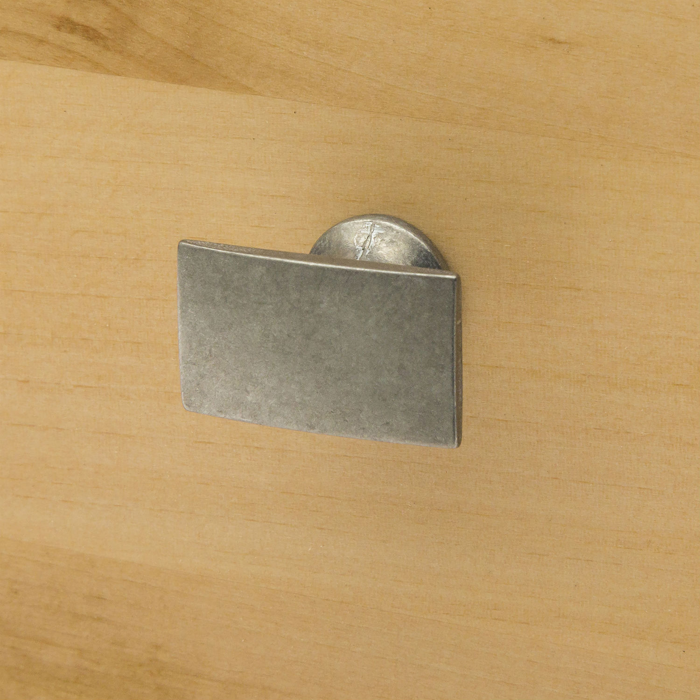 Mobile moderno porta tv in legno laccato bianco e naturale - Porta tv bianco ...
