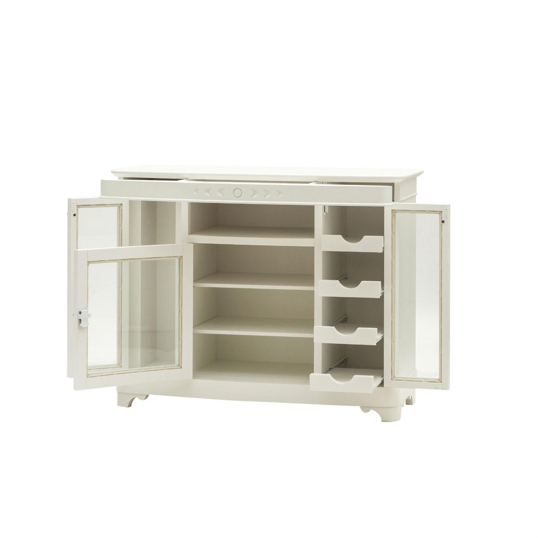 Mobile porta tv in legno laccato bianco il miglior design online - Mobile porta tv in legno ...