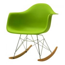 Vendita mobili online acquista con un click for Sedia a dondolo verde