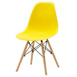 Sedie design moderne trova tutte le sedie adatte alla for Sedia design gialla