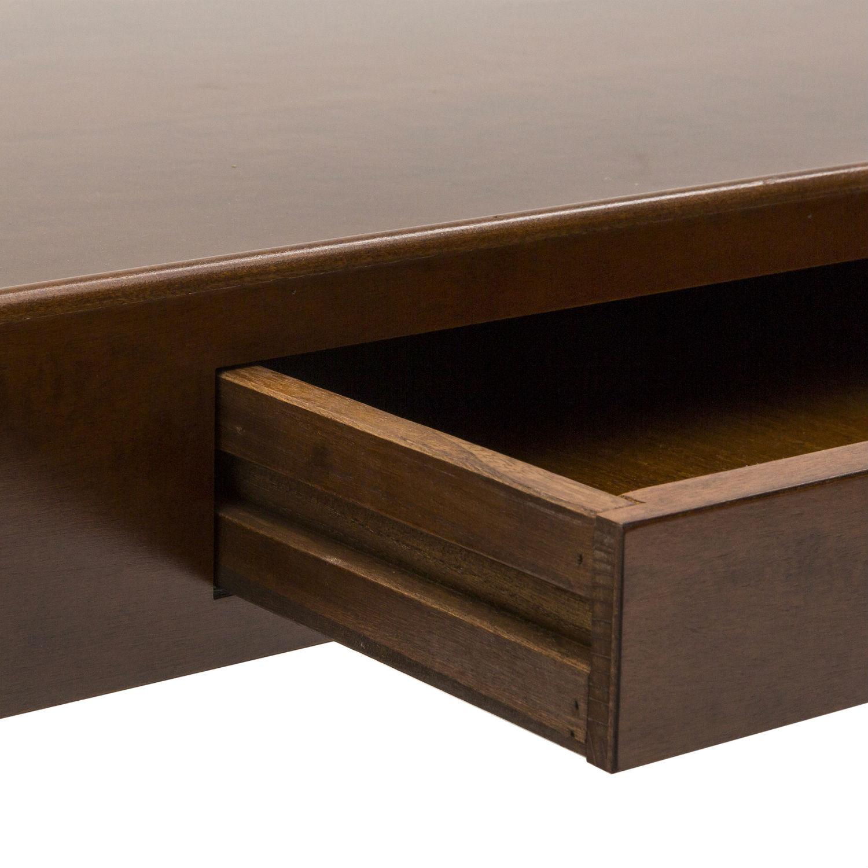 Tavolini Soggiorno Legno : Tavolino rettangolare da soggiorno in legno color noce con
