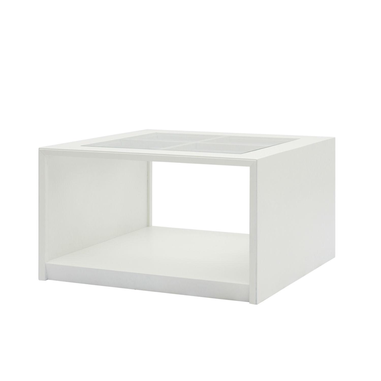 tavolini in vetro da salotto: tavolino kadir cattelan prezzo ... - Tavolino Laccato Company