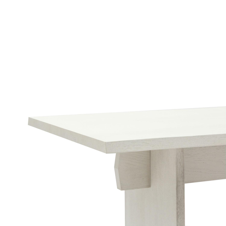 Tavolo rettangolare da pranzo cm. 200. mobili di qualità al prezzo ...